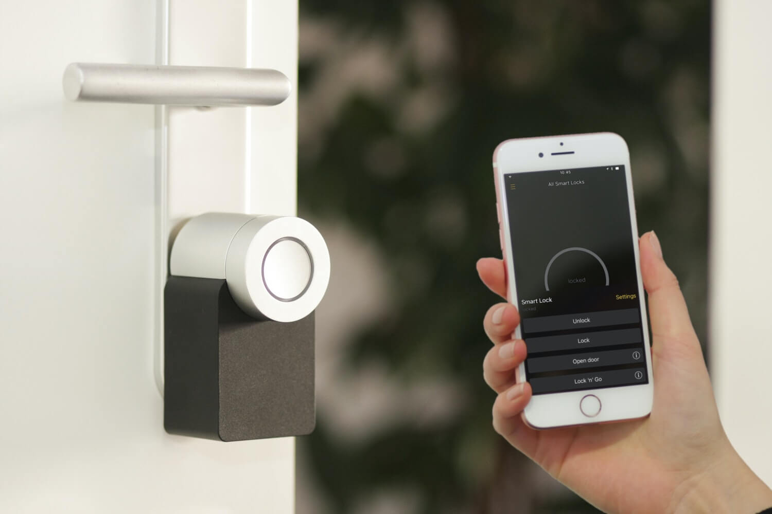 Securing Your House - 8 Reasons to Install A Smart Lock